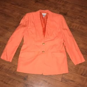 Talbots Dress Jacket 10 Women's Blazer